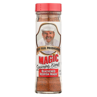 Magic Seasonings Chef Paul Prudhommes Magic Seasoning Blends - Blackened Redfish Magic - 2 Oz - Case Of 6