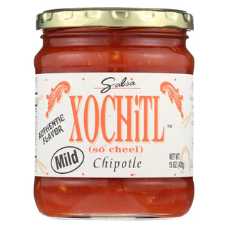 Xochitl Chipotle - Mild - Case Of 6 - 15 Oz
