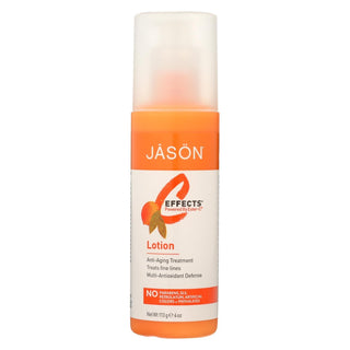 Jason C-effects Powered By Ester-c Pure Natural Lotion - 4 Fl Oz