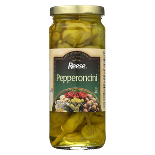 Reese Pepperoncini - Jar - Case Of 12 - 11.5 Oz