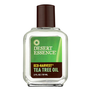 Desert Essence - Tea Tree Oil - Eco Harvest - 2 Oz