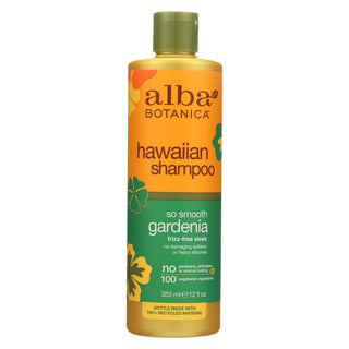 Alba Botanica - Hawaiian Hair Wash - Hydrating Gardenia - 12 Fl Oz