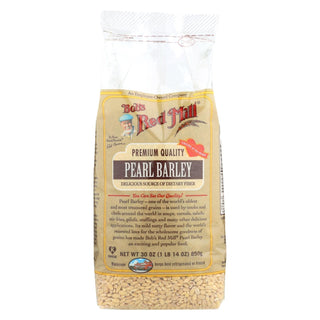Bob's Red Mill - Pearl Barley - 30 Oz - Case Of 4