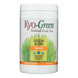 Kyolic - Kyo-green Energy Powdered Drink Mix - 10 Oz