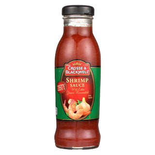 Crosse And Blackwell Chutney Seafood Sauce - Shrimp Sauce - Case Of 6 - 12 Oz.