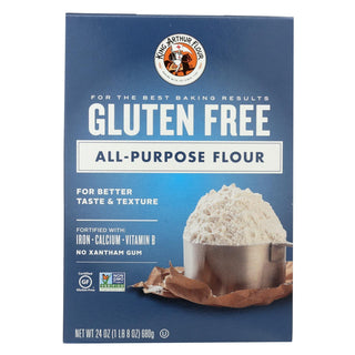 King Arthur Multi Purpose Flour - Case Of 6 - 24 Oz.