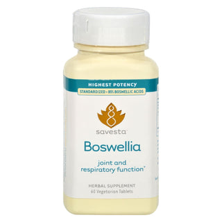 Savesta Boswellia - 60 Vegetarian Tablets