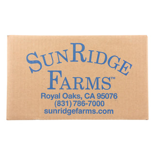 Sunridge Farms All Natural Dark Chocolate Blueberries - Case Of 10 Lbs