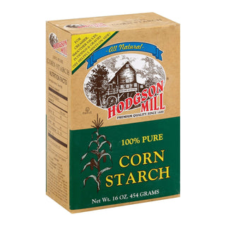 Hodgson Mills Corn Starch - Pure Corn Starch - Case Of 12 - 16 Oz.