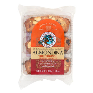 Almondina - Biscuit Original - Case Of 12-4 Oz