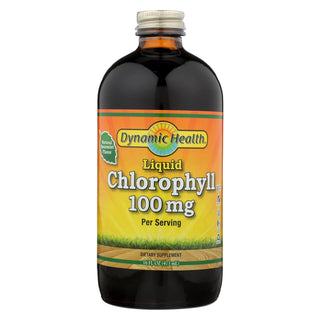 Dynamic Health Liquid Chlorophyll - 100 Mg - 16 Fl Oz