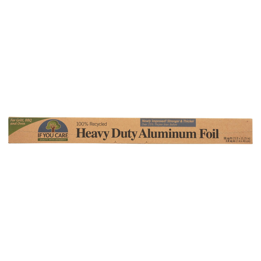 If You Care Aluminum Foil - Recycled - Case Of 12 - 30 Sq. Ft.