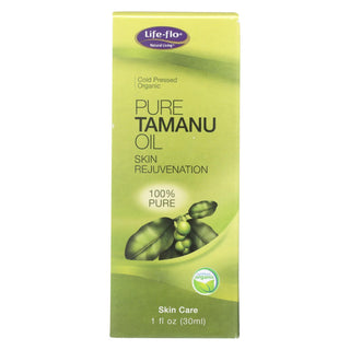 Life-flo Pure Tamanu Oil - 1 Oz