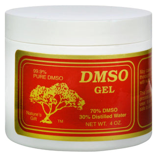 Dmso Gel 70-30 - Unfragranced - 4 Oz