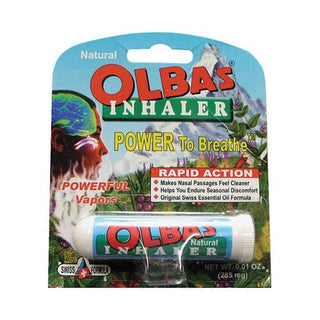 Olbas - Inhaler Clip Strip - Case Of 12