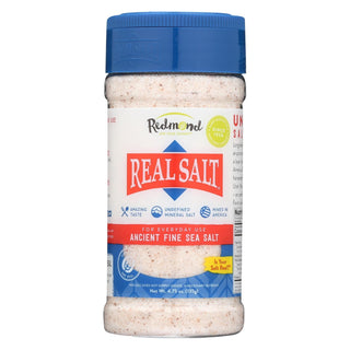 Redmond's Real Salt  - Case Of 12 - 4.75 Oz