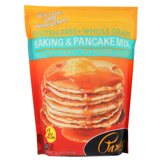 Pamela's Products - Baking And Pancake Mix - Case Of 3 - 4 Lb.