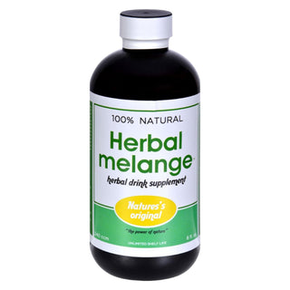 Herbal Melange Herbal Drink Formula - 8 Fl Oz