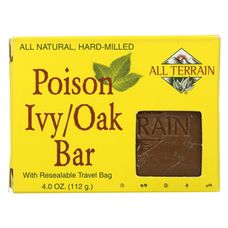 All Terrain - Poison Ivy Oak Bar Soap - 4 Oz