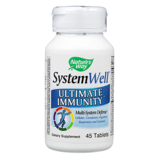 Nature's Way - Systemwell Immune System - 45 Tablets