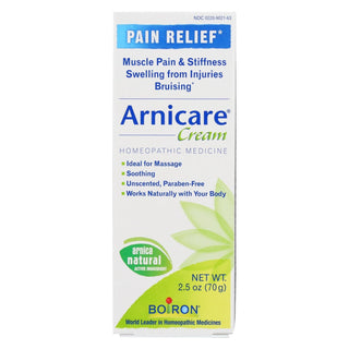 Boiron - Arnica Cream - 2.5 Oz