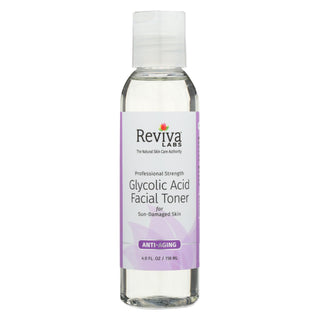 Reviva Labs - Glycolic Acid Toner - 4 Fl Oz