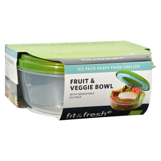 Fit And Fresh Fruit And Veggie Bowl - 1 Bowl