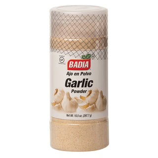Badia Spices - Garlic Powder - Case Of 12 - 10.5 Oz.