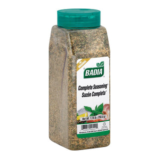 Badia Spices - Complete Seasoning - Case Of 6 - 28 Oz.