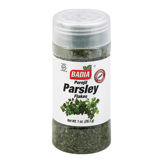 Badia Spices - Parsley Flakes - Case Of 12 - 1 Oz.