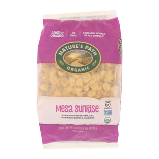 Nature's Path Organic Mesa Sunrise Flakes Cereal - Case Of 6 - 26.4 Oz.
