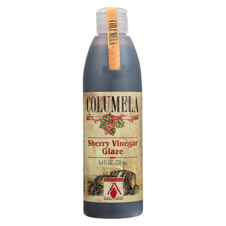 Columela Vinegar Glaze - Sherry - Case Of 6 - 8.4 Oz