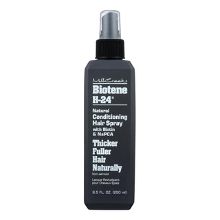 Mill Creek Biotene H-24 Natural Conditioning Hair Spray - 8.5 Fl Oz