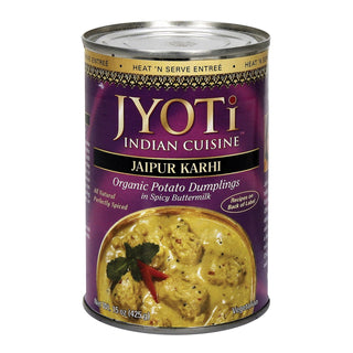 Jyoti Cuisine India Jaipur Karhi - Case Of 12 - 15 Oz.