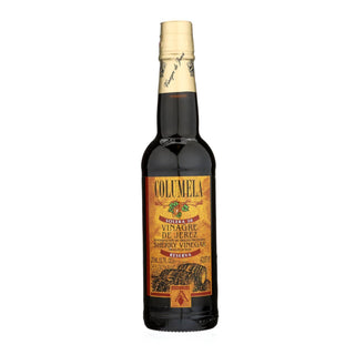 Columela Sherry Wine Vinegar - Case Of 6 - 12.7 Fl Oz.