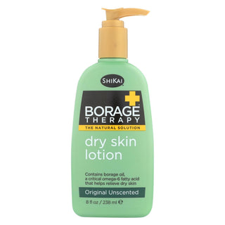 Shikai Borage Therapy Dry Skin Lotion Unscented - 8 Fl Oz