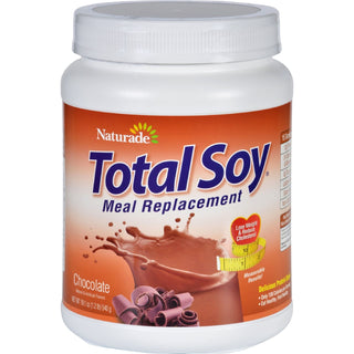 Naturade Total Soy Meal Replacement - Chocolate - 19.05 Oz