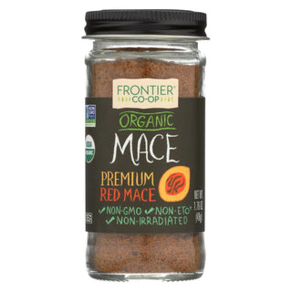 Frontier Herb Mace - Organic - Ground - 1.76 Oz