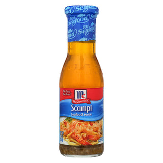 Golden Dipt - Pasta Sauce - Scampi - Case Of 6 - 7.5 Oz.