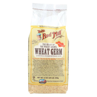 Bob's Red Mill - Wheat Germ - 12 Oz - Case Of 4