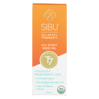 Sibu Sea Berry Therapy Sea Berry Seed Oil - 10 Ml