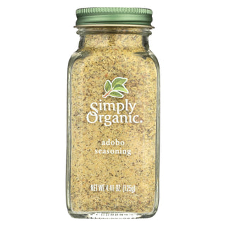 Simply Organic Adobo Seasoning - Case Of 6 - 4.41 Oz.