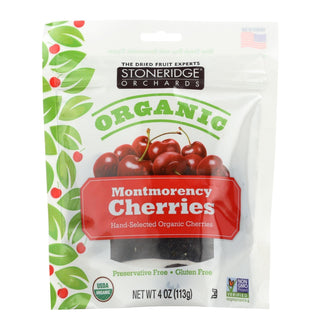 Stoneridge Orchards - Dried Cherries Whole - Case Of 6-4 Oz
