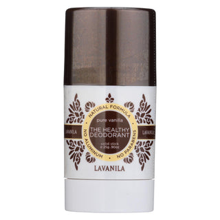Lavanila Laboratories The Healthy Deodorant - Pure Vanilla, Mini - 1 Each - 0.9 Oz.