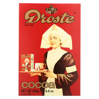 Droste Cocoa Powder - Import - Case Of 12 - 8.8 Oz