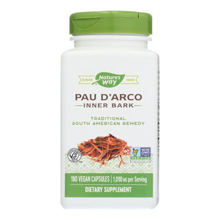 Nature's Way - Pau D Arco - 1 Each - 180 Cap