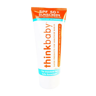 Thinkbaby Safe Sunscreen Spf 50+ 6oz