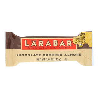Larabar - Bar Chocolate Covered Almond - Case Of 16-1.6 Oz