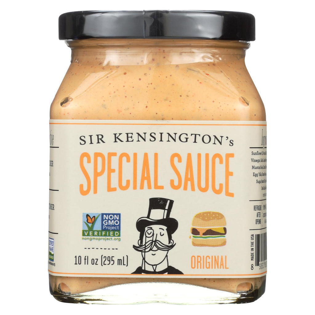 Sir Kensington's Special Sauce - Case Of 6 - 10 Oz.