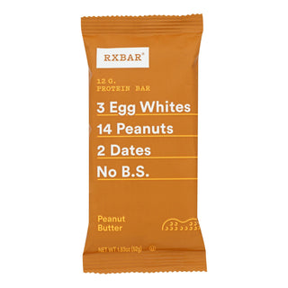 Rxbar - Protein Bar - Peanut Butter - Case Of 12 - 1.83 Oz.
